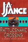 Jance, J.A. - Rattlesnake Crossing (Signed First Edition)