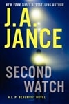 Jance, J.A. - Second Watch (Signed First Edition)