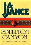 Jance, J.A. - Skeleton Canyon (Signed First Edition)