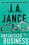 Jance, J.A. | Unfinished Business | Signed First Edition Book