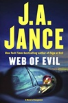 Jance, J.A. - Web of Evil  (Signed First Edition)