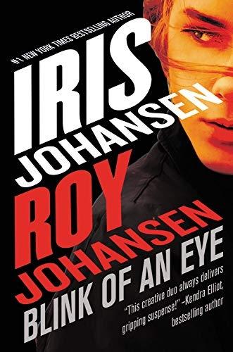 Blink of an Eye by Iris Johansen