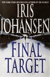 Final Target | Johansen, Iris | Signed First Edition Book