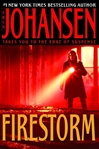 Firestorm | Johansen, Iris | Signed First Edition Book