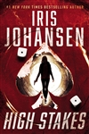Johansen, Iris | High Stakes | Signed First Edition Book