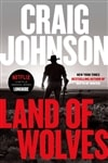 Johnson, Craig | Land of Wolves | Signed First Edition Copy
