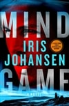 Johansen, Iris | Mind Game | Signed First Edition Book