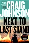 Johnson, Craig | Next to Last Stand | Signed First Edition Book