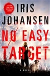 No Easy Target | Johansen, Iris | Signed First Edition Book