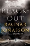 Blackout | Jonasson, Ragnar | Signed First Edition Book