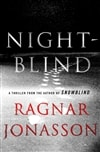 Jonasson, Ragnar | Nightblind | Signed First Edition Book