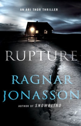 Rupture by Ragnar Jonasson