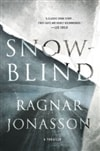 Jonasson, Ragnar | Snowblind | Signed First Edition Book