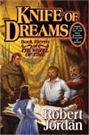 Jordan, Robert - Knife of Dreams (Signed First Edition)