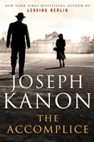 Kanon, Joseph | Accomplice, The | Signed First Edition Copy