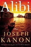 Alibi | Kanon, Joseph | First Edition Book