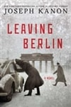 Leaving Berlin | Kanon, Joseph | Signed UK Edition Book
