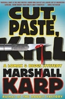 Cut, Paste, Kill | Karp, Marshall | Signed First Edition Book