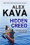 Kava, Alex | Hidden Creed | Signed First Edition Book