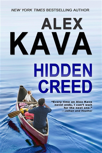 Hidden Creed by Alex Kava