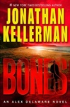 Bones | Kellerman, Jonathan | Signed First Edition Book