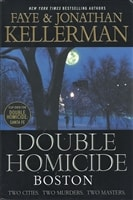 Double Homicide Boston / Santa Fe | Kellerman, Faye & Jonathan | Double-Signed 1st Edition