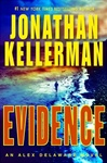 Evidence | Kellerman, Jonathan | Signed First Edition Book