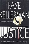 Justice | Kellerman, Faye | Signed First Edition Book