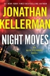 Kellerman, Jonathan | Night Moves | Signed First Edition Book