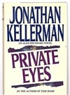 Private Eyes | Kellerman, Jonathan | Signed First Edition Book