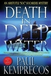 Death in Deep Water | Kemprecos, Paul | Signed First Edition Trade Paper Book