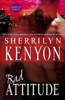 Bad Attitude | Kenyon, Sherrilyn | Signed First Edition Book