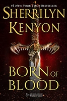 Kenyon, Sherrilyn | Born of Blood | Signed First Edition Copy