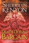Death Doesn't Bargain | Kenyon, Sherrilyn | Signed First Edition Book