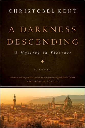 A Darkness Descending by Christobel Kent