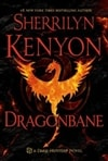 Kenyon, Sherrilyn | Dragonbane | Signed First Edition Book