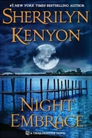Night Embrace | Kenyon, Sherrilyn | Signed First Edition Book