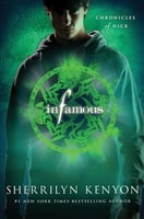 Infamous | Kenyon, Sherrilyn | Signed First Edition Book