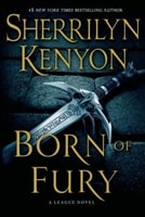 Born of Fury | Kenyon, Sherrilyn | Signed First Edition Book