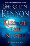Kiss of the Night | Kenyon, Sherrilyn | Signed First Edition Thus Book