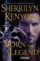 Born of Legend | Kenyon, Sherrilyn | Signed First Edition Book