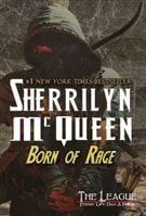 Born of Rage | Kenyon, Sherrilyn (as Sherrilyn McQueen) | Signed First Edition Book