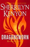 Dragonsworn | Kenyon, Sherrilyn | Signed First Edition Book