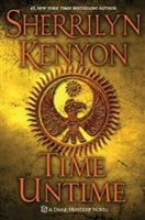 Time Untime | Kenyon, Sherrilyn | Signed First Edition Book