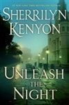 Unleash the Night by Sherrilyn Kenyon Signed First Edition Book