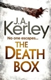 Death Box, The | Kerley, J.A. (Kerley, Jack) | Signed 1st Edition UK Trade Paper Book