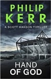 Hand of God | Kerr, Philip | Signed First Edition UK Book