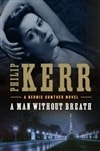 Kerr, Philip - Man Without Breath, A (Signed, 1st)