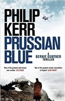 Prussian Blue | Kerr, Philip | Signed First Edition UK Book