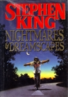 Nightmares & Dreamscapes | King, Stephen | First Edition Book